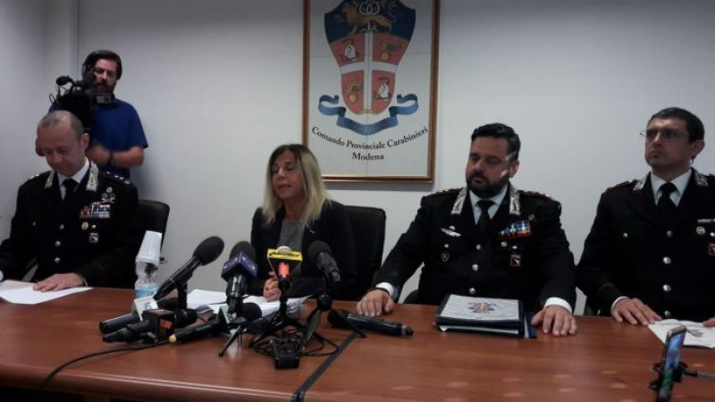 Modena, arrestato presunto killer donna carbonizzata