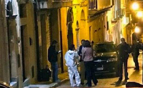 Ragusa, fermato il marito della donna uccisa in casa