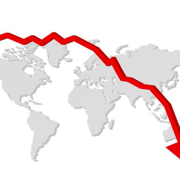 La prossima recessione economica mondiale