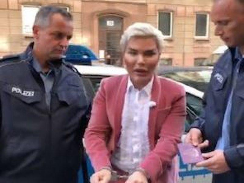 rodrigo alves arrestato