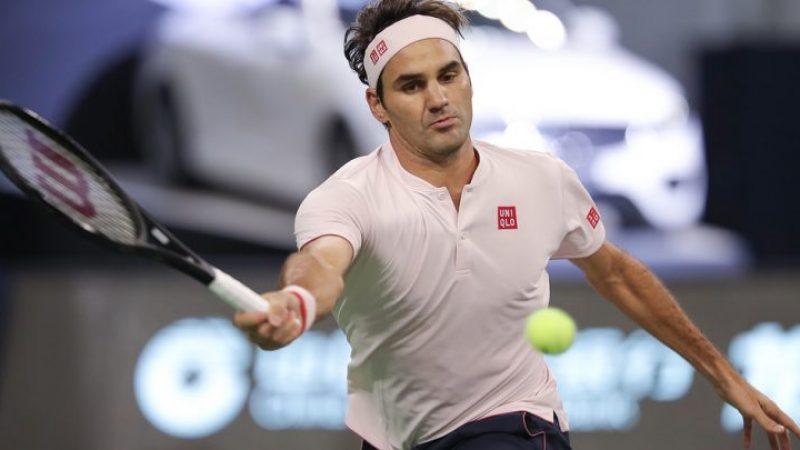 Masters 1000 Shanghai, debutto ok per Federer. Cecchinato con Nole