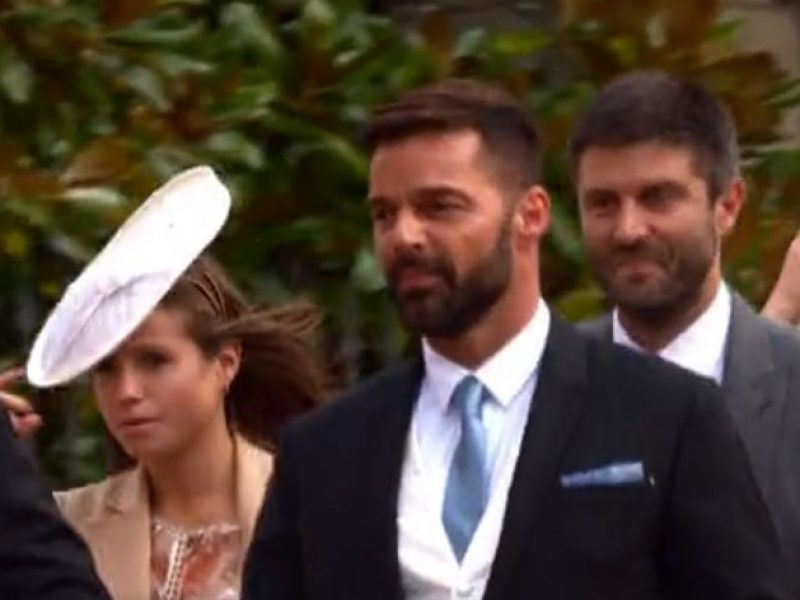 ospiti secondo royal wedding