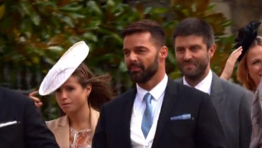 Royal wedding, sfilata di vip per Eugenie di York