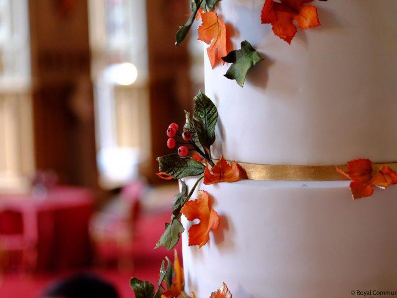 la wedding cake di eugenie
