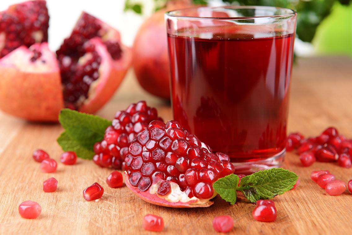 Melograno, il frutto dal succo miracoloso