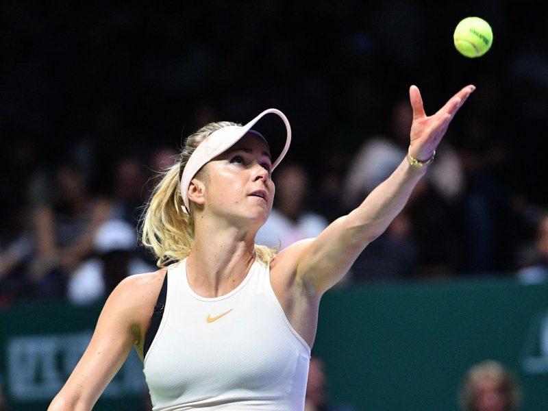 Svitolina WTA Finals