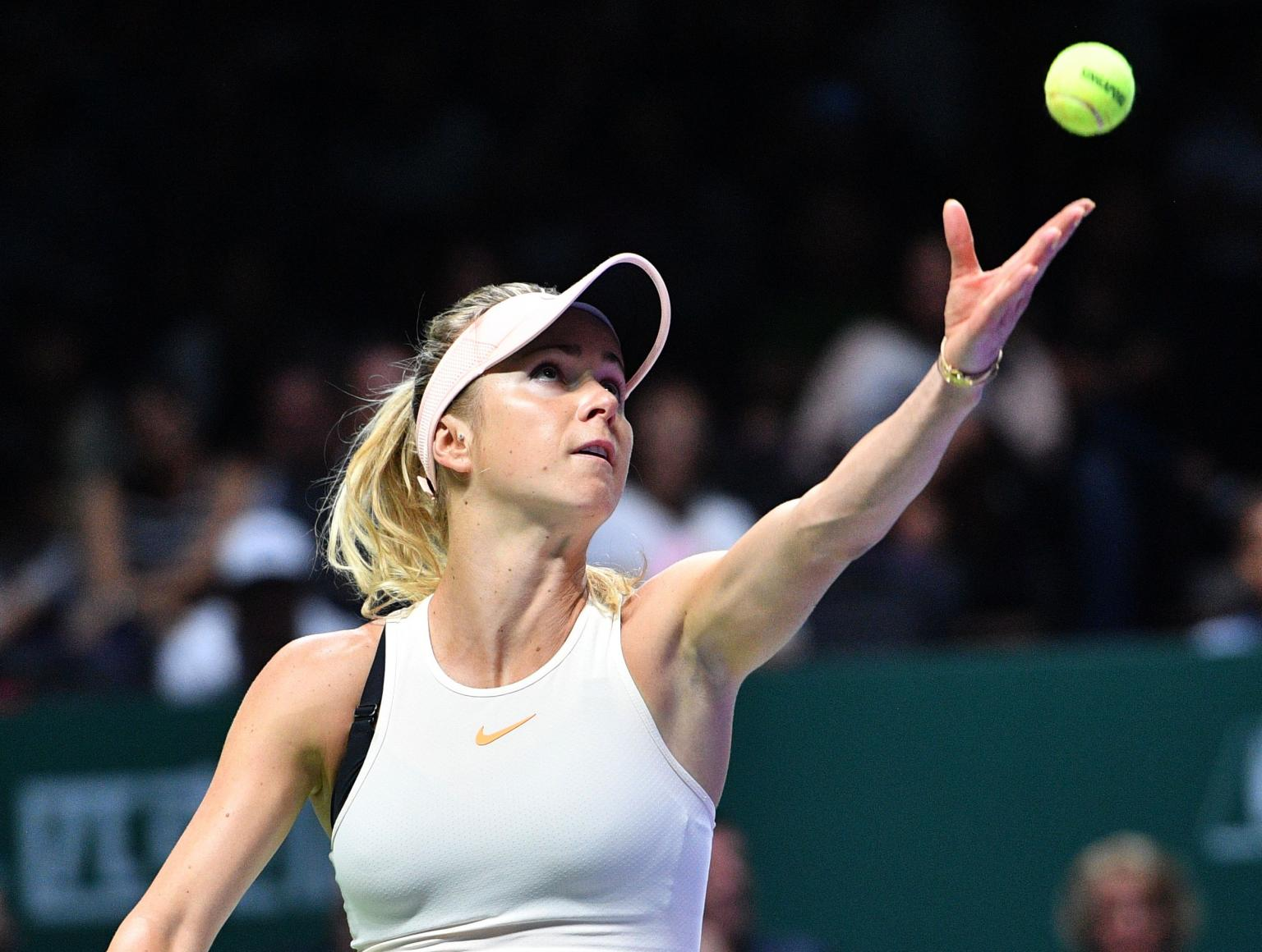 WTA Finals, la finale è Svitolina-Stephens. In palio il numero 4 del ranking