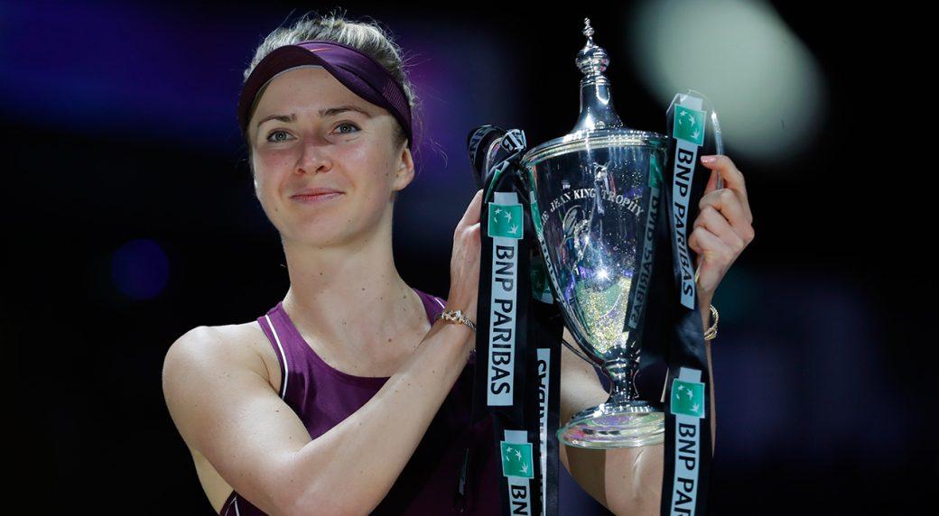 WTA Finals, Svitolina regina a Singapore. Che rimonta sulla Stephens!