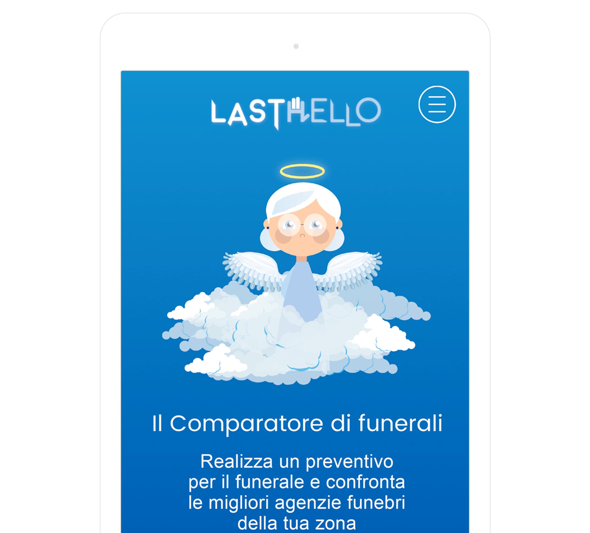 Funerali, nasce un'app per confrontare le agenzie