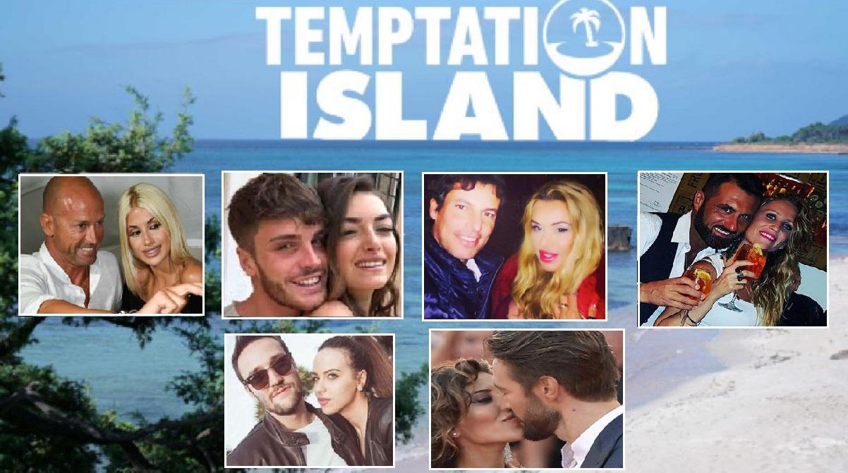 Termina Temptation Island Vip tra cuori infranti e lacrime