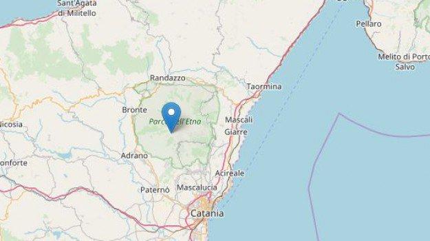 Un terremoto nella notte fa tremare il Catanese, danni agli edifici
