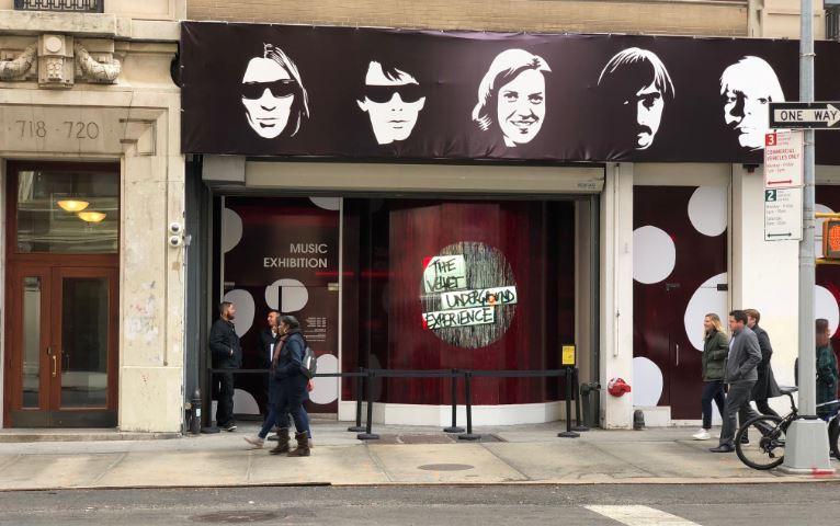 Velvet Underground Experience, viaggio nella storia del rock