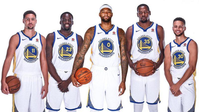 NBA, al via la regular season: tutti a caccia dei Warriors