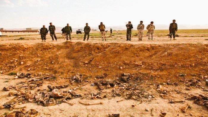 """Iraq, denuncia choc dell'Onu: """"Scoperte oltre 200 fosse comuni"""""""
