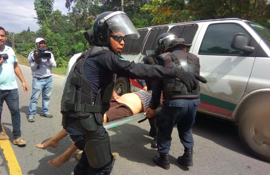 Messico, arrestati 300 migranti diretti negli Stati Uniti
