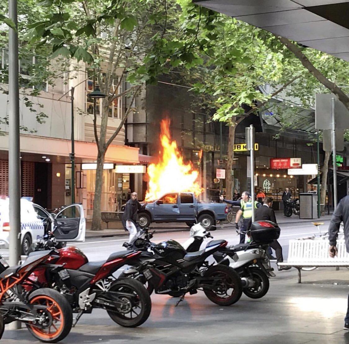 Attacco di Melbourne, morto l'attentatore: è terrorismo