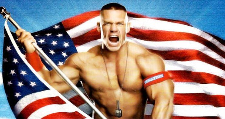 Captain America, John Cena nuovo volto Marvel?