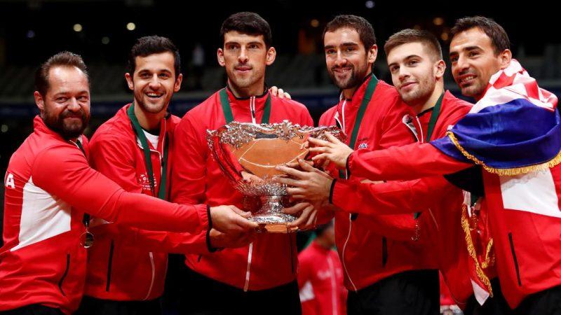 Coppa Davis, Cilic regala il trofeo alla Croazia: Francia battuta 3-1
