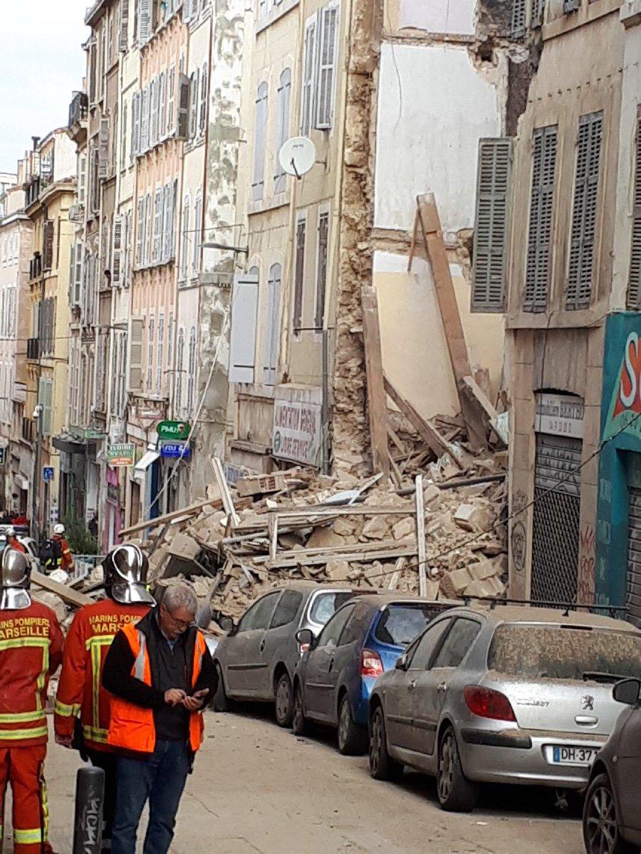 Crollo di Marsiglia, si cerca una ragazza italiana dispersa