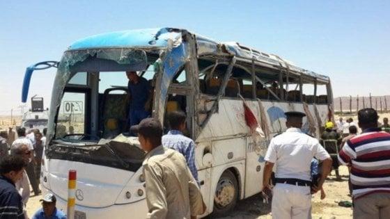 Egitto, sette morti in un attacco terroristico