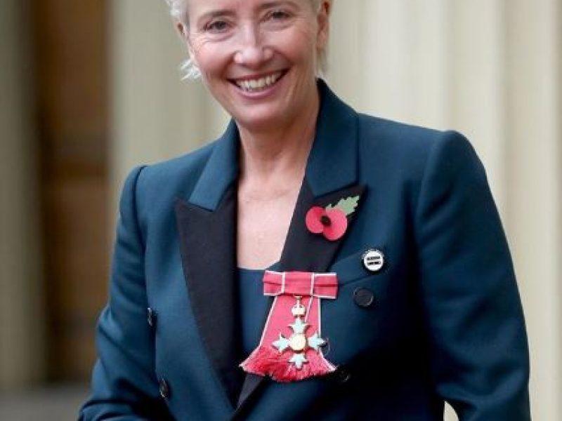 emma thompson Dama dell'Ordine dell'Impero Britannico