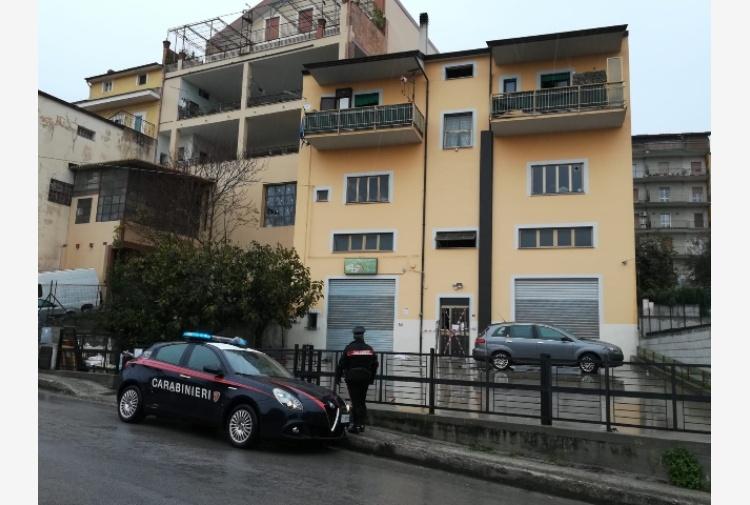 Campania, fa esplodere casa e uccide convivente