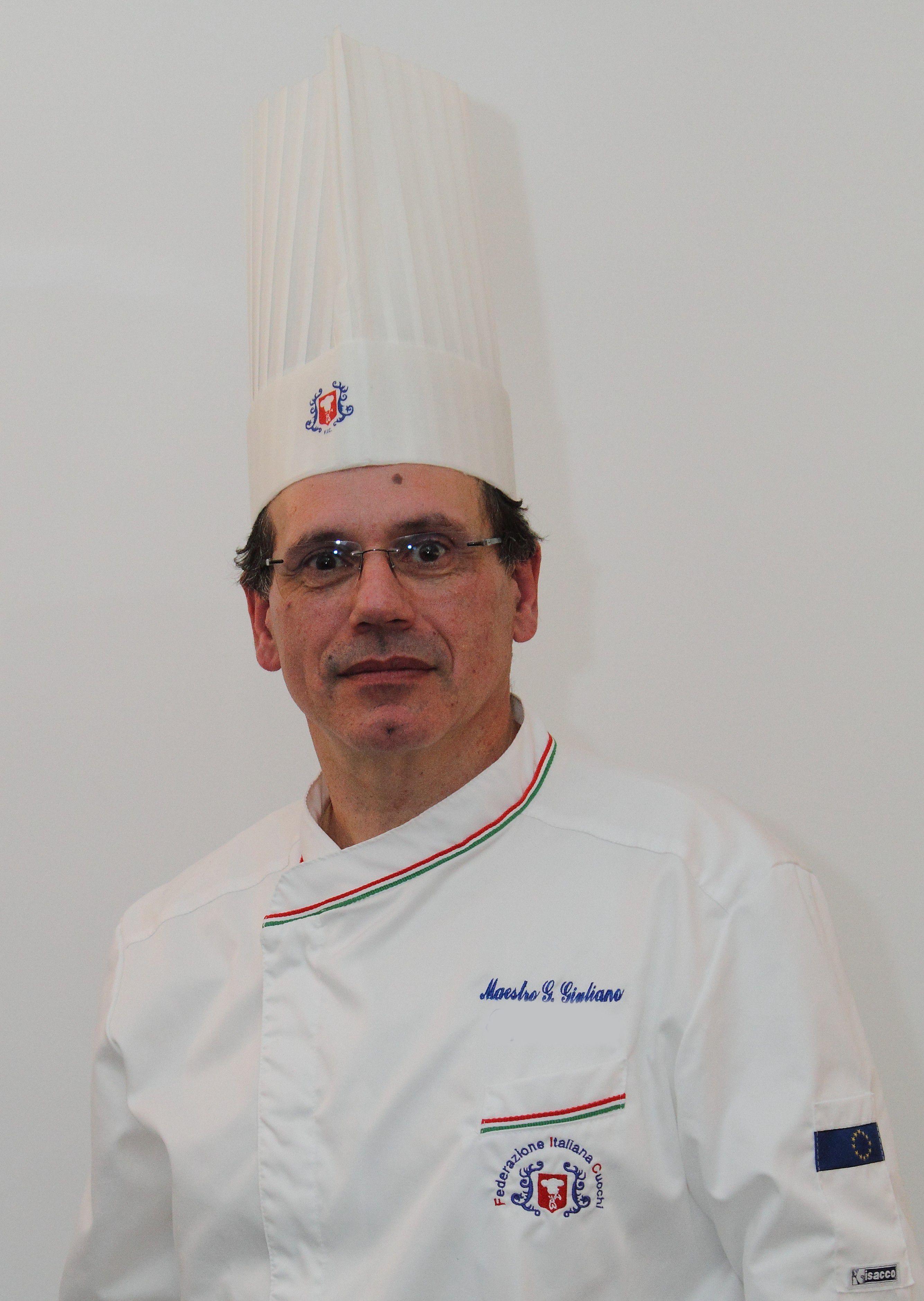 Culinary World Cup, il palermitano Giuliano in giuria