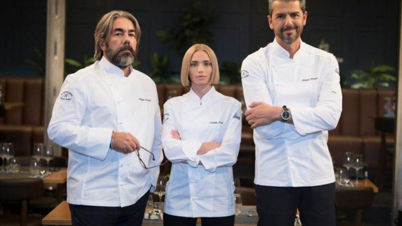 Il ristorante degli chef, il nuovo reality culinario targato Rai