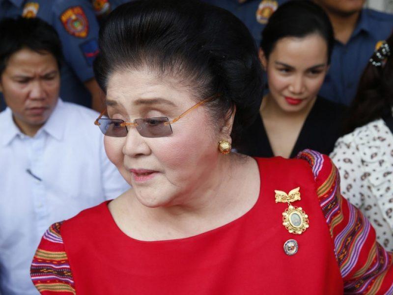 Imelda marcos, Ferdinand marcos, filippine, corruzione, carcere, ordine d'arresto, ex first lady filippine, accuse,