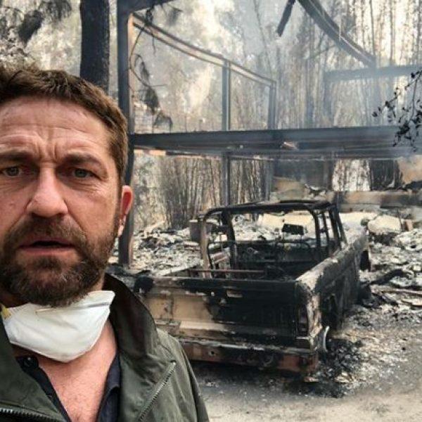 le case delle celebrities distrutte dall'incendio in california