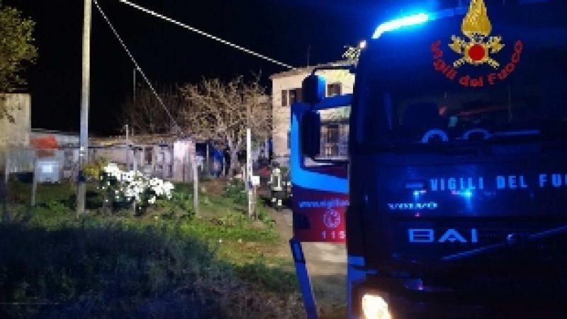 Macerata, incendio in un'abitazione: 2 morti