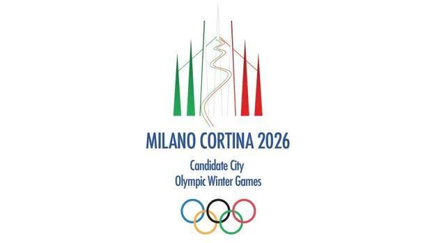 Olimpiadi invernali 2026, presentato il logo di Milano-Cortina al CIO