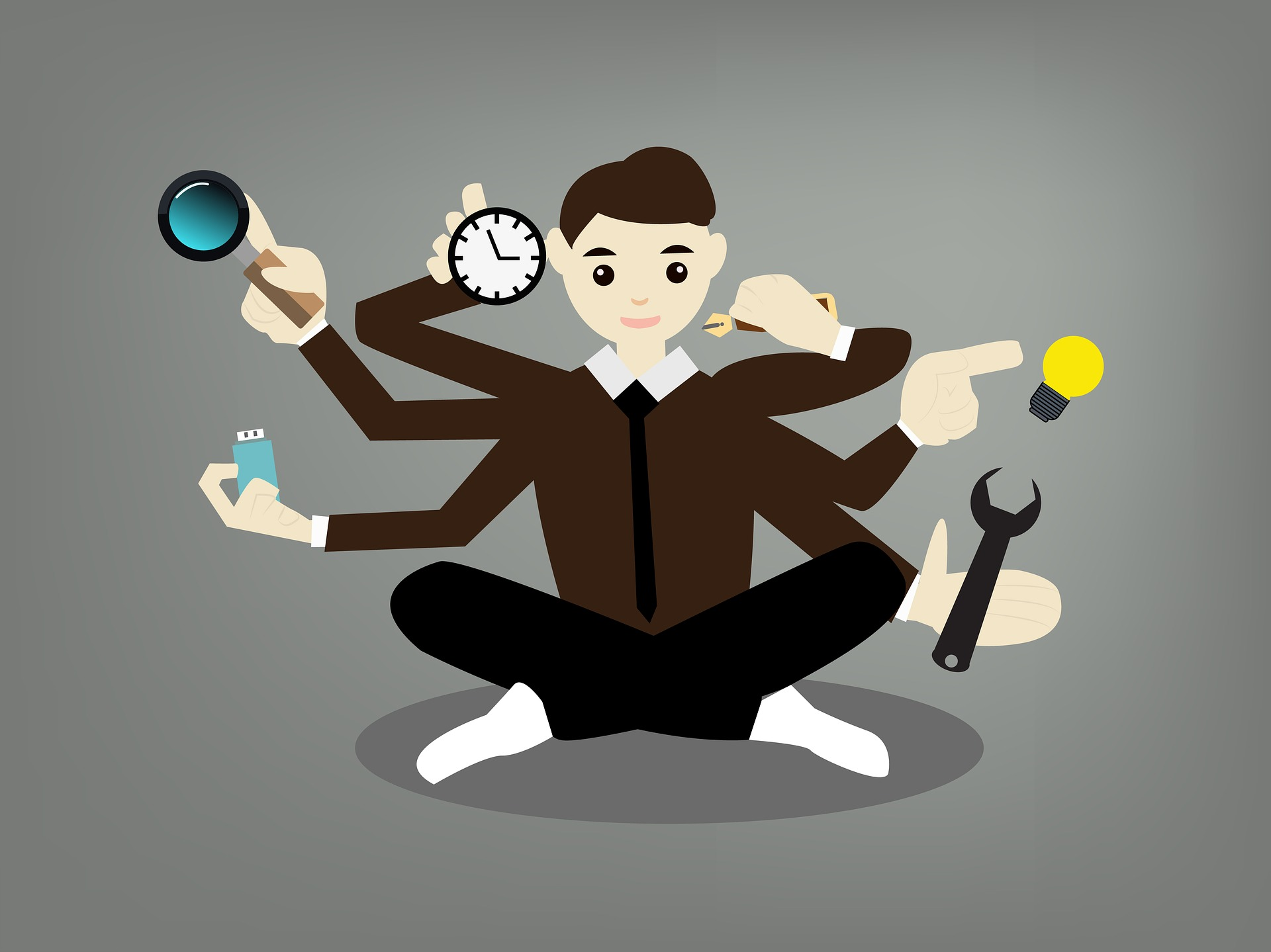 Multitasking, si tratta solo di un'illusione