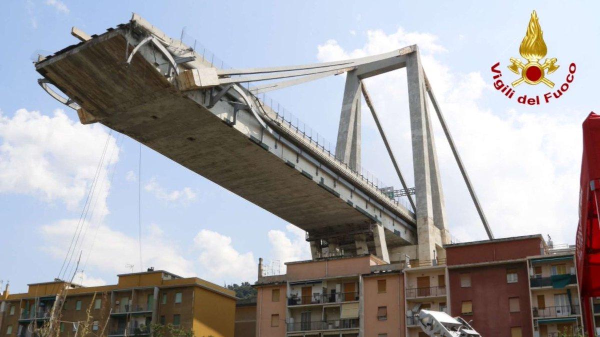 """Genova, Bucci assicura: """"Il nuovo ponte entro il 15 aprile 2020"""""""