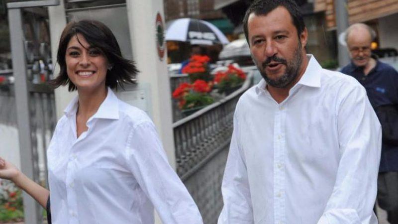 """Salvini risponde alla Isoardi: """"Qualcuno aveva altre priorità"""""""