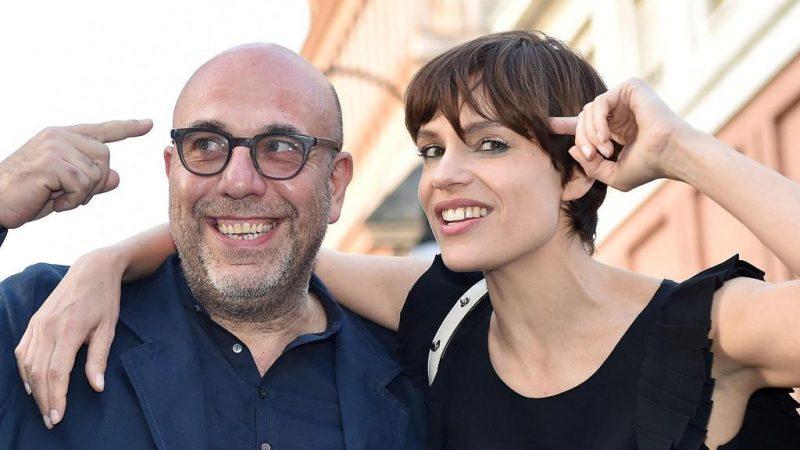 Micaela Ramazzotti a Paolo Virzì: vuole la separazione