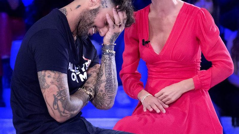 """Fabrizio Corona a Verissimo: """"Asia per me è Dio"""""""