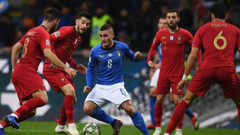 Nations League, Italia-Portogallo 0-0: lusitani alle fasi finali
