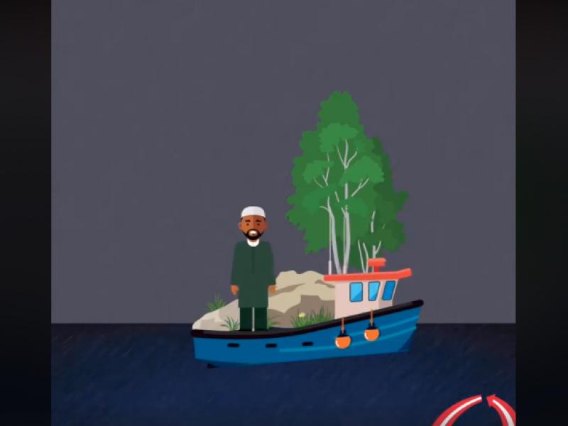 Danimarca migranti confinati su un'isola deserta londholm video governo danese contro integrazione