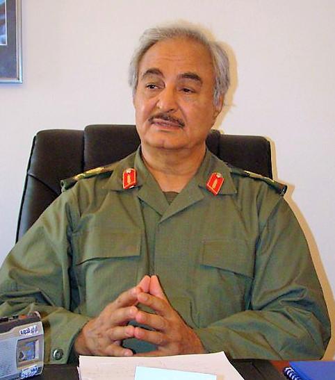 Libia, il generale Haftar è arrivato a Roma