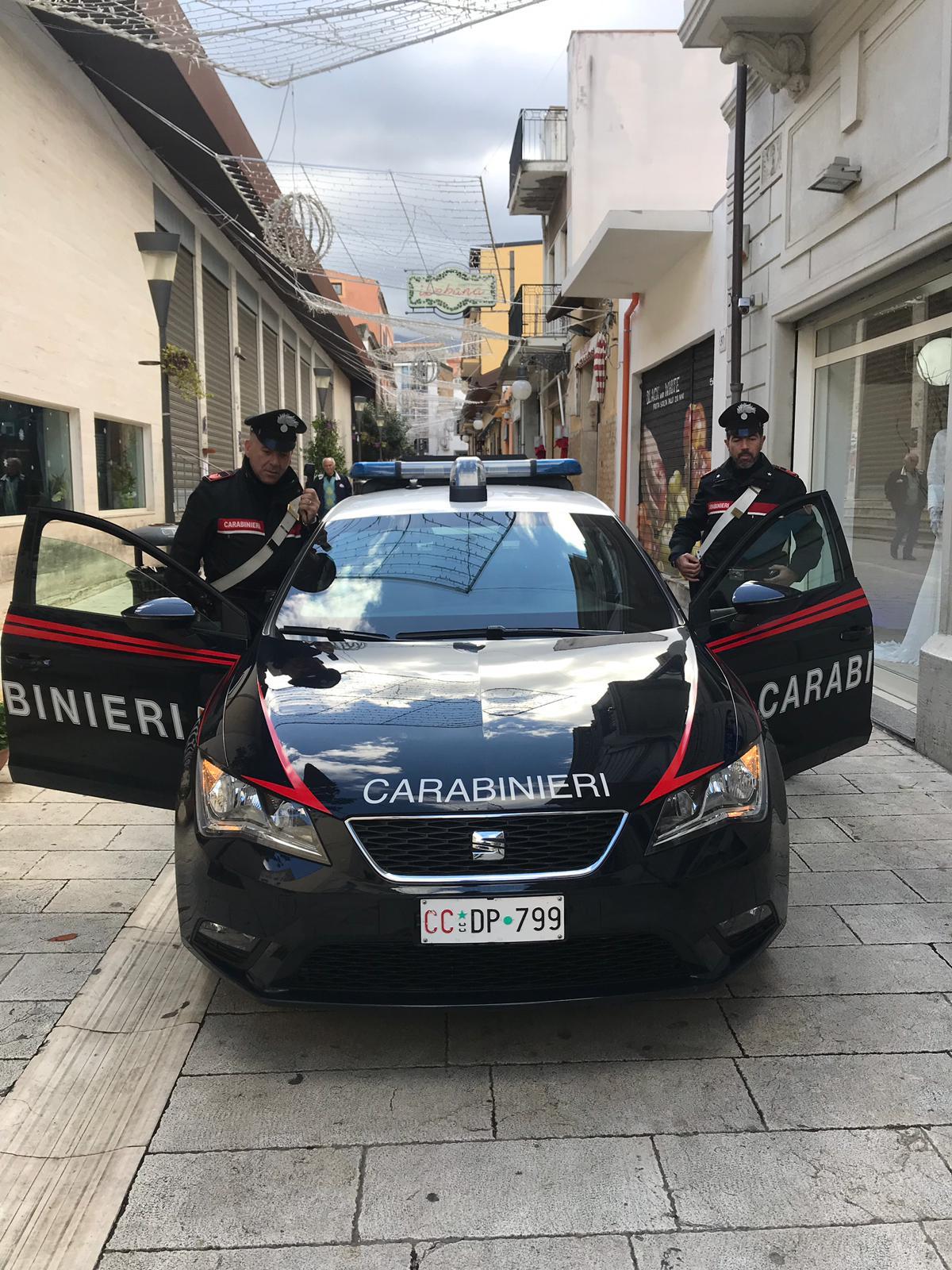 Messina, estorsione ad un commerciante: 4 arresti