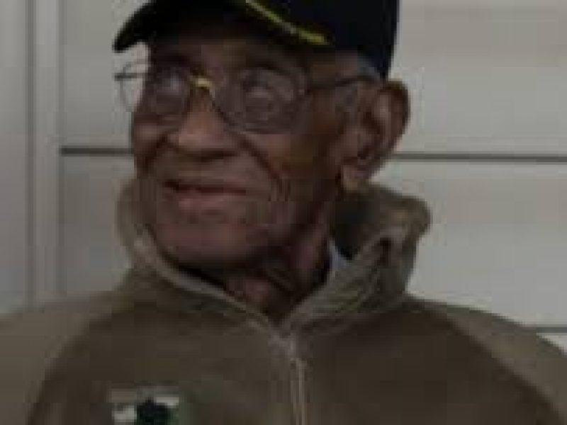 Texas, muore a 112 anni il veterano più vecchio del mondo