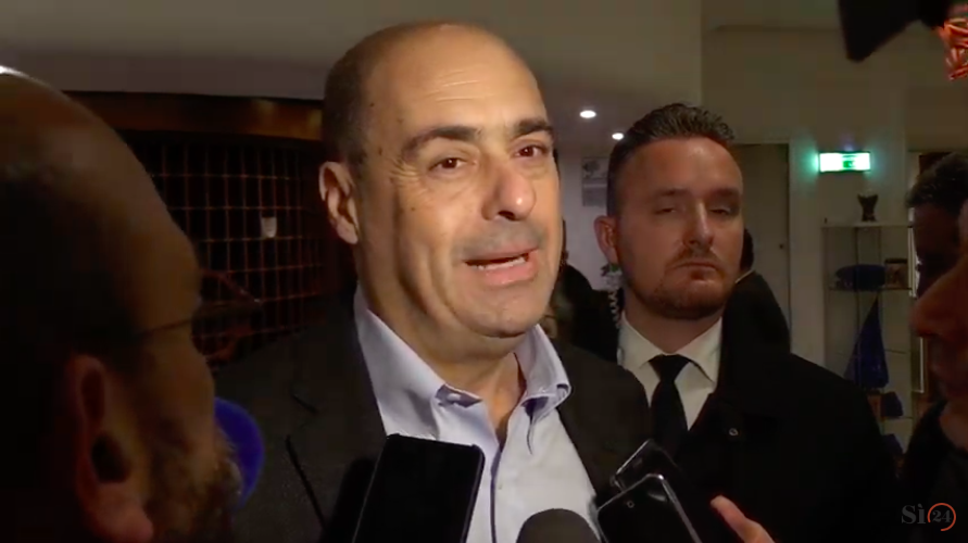"""Primarie Pd, Zingaretti è il nuovo segretario: """"Il partito sia unito"""""""