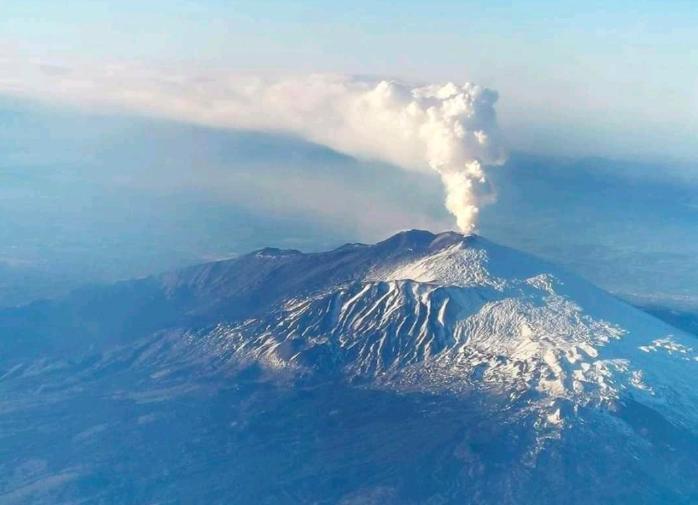Etna, scossa di magnitudo 4.1: nessun danno