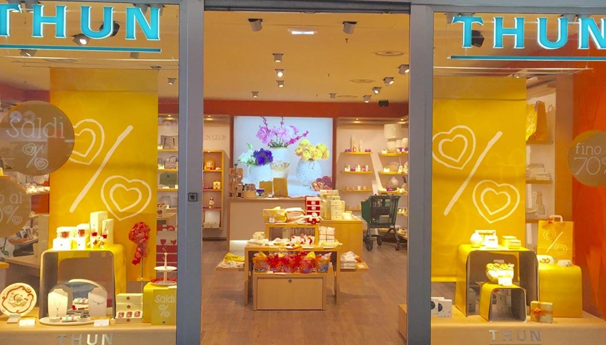 Negozi Thun: si cercano addetti vendita e altre figure