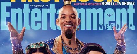 Aladdin, il primo scatto del live action Disney con Will Smith