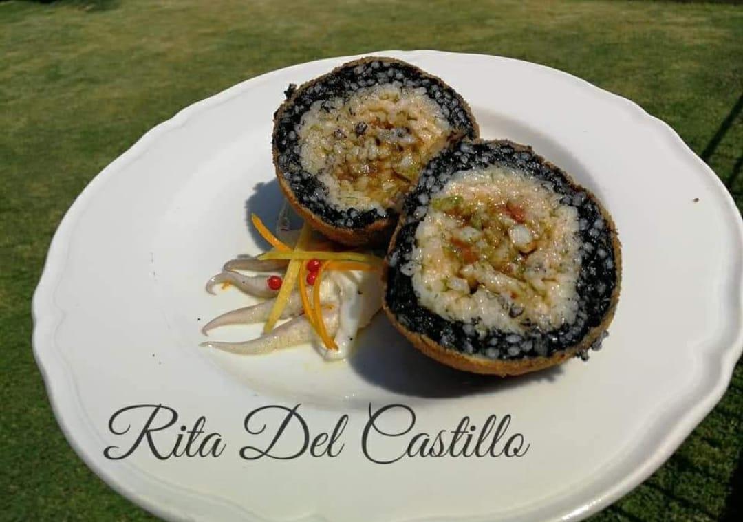 Per Santa Lucia preparate l'arancina a doppio strato di Rita Del Castillo