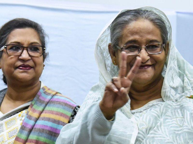 Bangladesh: la premier uscente Sheikh Hasina vince le legislative