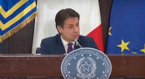 """Conte: """"I fondamentali dell'economia italiana sono solidissimi"""""""