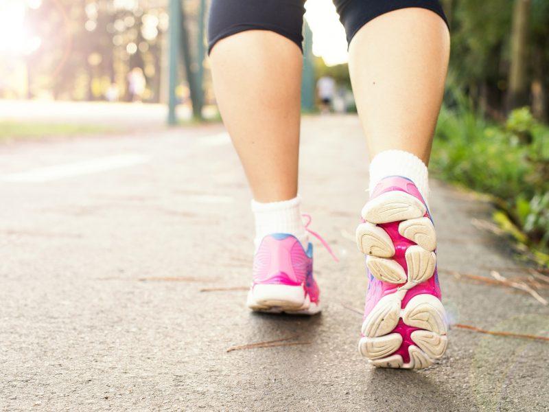 camminata veloce fa dimagrire